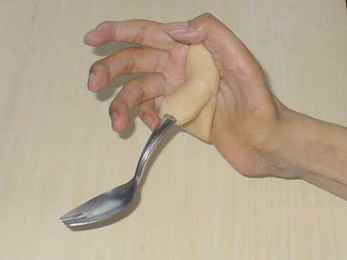 Self-help devices Spoon